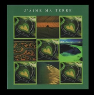 FRANCE 2002 Neuf** BLOC FEUILLET N° 43  J AIME MA TERRE - Blocs & Feuillets