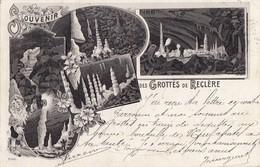 RECLERE: Souvenir Des Grottes De Reclère - JU Jura