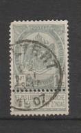COB 53 Oblitéré HAELTERT - 1893-1907 Armoiries