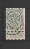 COB 81 Oblitéré SOIGNIES - 1893-1907 Wappen