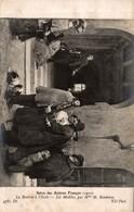 SALON DES ARTISTES FRANCAIS  1910  LA RENTREE A L ECOLE - Museum