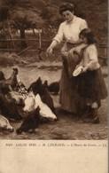 SALON DE  1910   L HUERE DU GRAIN - Musées