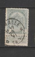 COB 81 Oblitéré Relais WESTMALLE - 1893-1907 Wappen