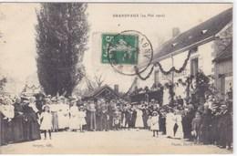 Saône-et-Loire - Grandvaux (29 Mai 1912) - France