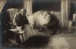 SALON DE  1909 MICHAELSON  TERIEUR - Musées