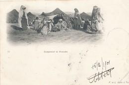 CPA - Afrique - Maroc - Campement De Nomades - Maroc