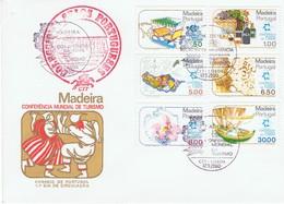 PORTUGAL - MADERE - Conférence Mondiale Du Tourisme, à Manille - Holidays & Tourism