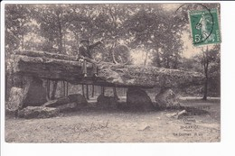 SITES ET MONUMENTS - St-SAVIOL - Le Dolmen   H 433 - France
