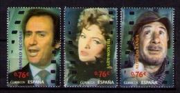 ESPAÑA 2014 - CINE ESPAÑOL - EDIFIL Nº 4899-4901 - 1931-Hoy: 2ª República - ... Juan Carlos I