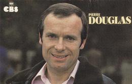 Pierre Douglas (dédicacée Au Verso) - Artistes