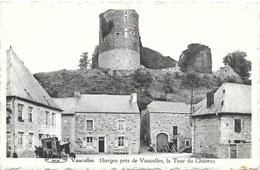 Vaucelles NA3: Hierges Près De Vaucelles. La Tour Du Château - Doische