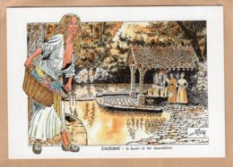 B55346 Eaubonne ; Illustration  Ch; Berg - Cartes Postales