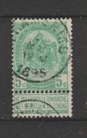 COB 56 Oblitéré FRAMERIES - 1893-1907 Wappen