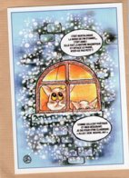 B55379 Chat - Imagier Géo Thiercy - Cartes Postales