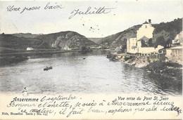 Anseremme NA9: Vue Prise Du Pont St Jean 1905 - Dinant