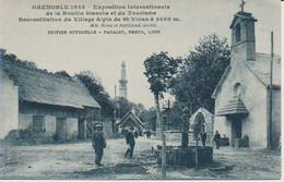 38.GRE - GRENOBLE , Exposition Internationale De La Houille Blanche Et Du Tourisme - Grenoble