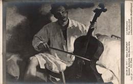SALON DE 1911 HENRI DUPONT LE MELOMANE - Museum