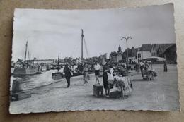 LE CROISIC  - Le Quai Et Le Port ( 44 Loire Atlantique ) - Le Croisic
