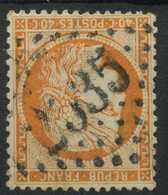 France (1870) N 38 (o) - 1863-1870 Napoleon III With Laurels