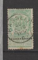 COB 56 Oblitéré HASSELT - 1893-1907 Wappen