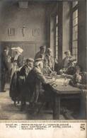 SALON  1911 PARTIE DE PIQUET A L HOSPICE CONDE - Musées