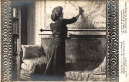SALON  1911  LA LECON DE GEOGRAPHIE - Musées