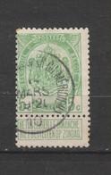 COB 83 Oblitéré ST-JOSSE-TEN-NOODE Rue Du Méridien - 1893-1907 Wappen