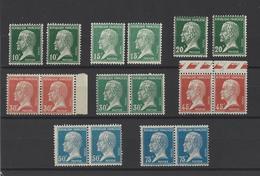 FRANCE  YT  N° 170---177  Neuf **  1923-26 - Frankreich
