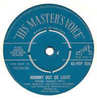 """Chas. McDevitt And Shirley Douglas   """"  Mommy Out De Light  """" - Vinyles"""