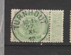 COB 83 Oblitéré TURNHOUT - 1893-1907 Wappen