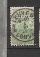 COB 83 Oblitéré LOUVAIN 1 B - 1893-1907 Wappen