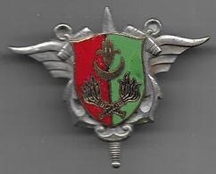Service Des Essences En A.F.N  - Insigne émaillé Drago - Army