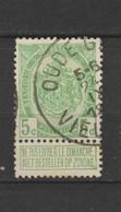 COB 83 Oblitéré VIEUX - DIEU - 1893-1907 Wappen