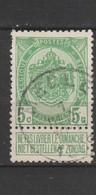 COB 83 Oblitéré MELLET - 1893-1907 Wappen