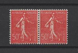 FRANCE  YT  N° 199K  (c Fermé)  Neuf **  1924 - Frankreich