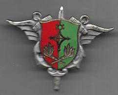 730e Cie Mixte Des Essences Au Sahara - Insigne émaillé Drago - Army