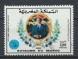 °°° MAROC - Y&T N°1082 - 1990 °°° - Marokko (1956-...)