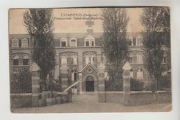 CPSM ESTAIMPUIS (Belgique-Hainaut) - Pensionnat Saint Jean Baptiste - Estaimpuis