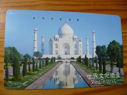 Phonecard Japan 331-450 India - Japan