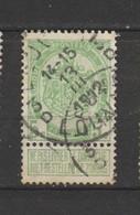 COB 83 Oblitéré LOUVAIN 3 D - 1893-1907 Wappen