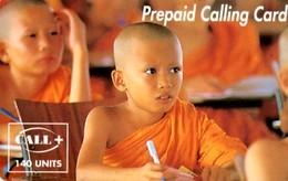 *ITALIA: CALL+* - Scheda Usata - [2] Handy-, Prepaid- Und Aufladkarten