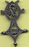 Insigne Saharien à Identifier - Fabrication Locale - Army