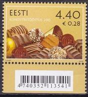 Estland 2006, 556, Pralinenherstellung In Estland. MNH ** - Estonia