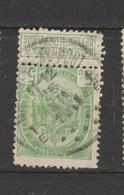 COB 83 Oblitéré MARCHIENNE-AU-PONT - 1893-1907 Wappen