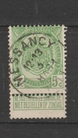 COB 83 Oblitéré MESSANCY - 1893-1907 Wappen