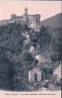 Locarno, Via Delle Capellette E Madonna Del Sasso (10119) - TI Tessin