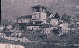 Locarno, Muralto S. Vittorio (6481) - TI Tessin