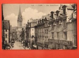 GCA-32  Caen  Calvados. Rue Saint-Pierre. Raymond Brunet. Non Circulé - Caen