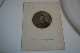 Photographie Ancienne - Personnes Anonymes