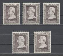 FRANCE  YT  N° 606a  Neuf **  1944 - Neufs